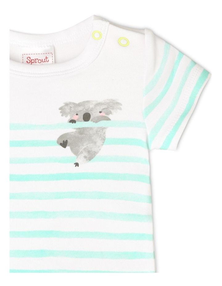 Koala Printed Bodysuit image 2