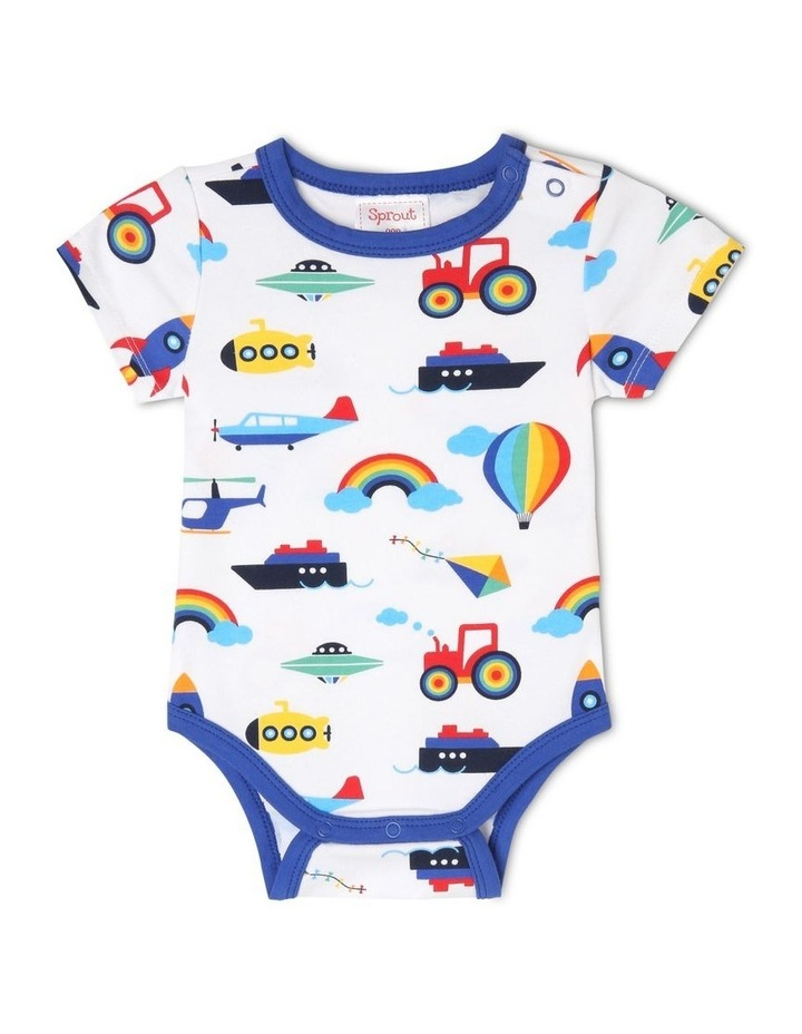Boys Essential Bodysuit image 1
