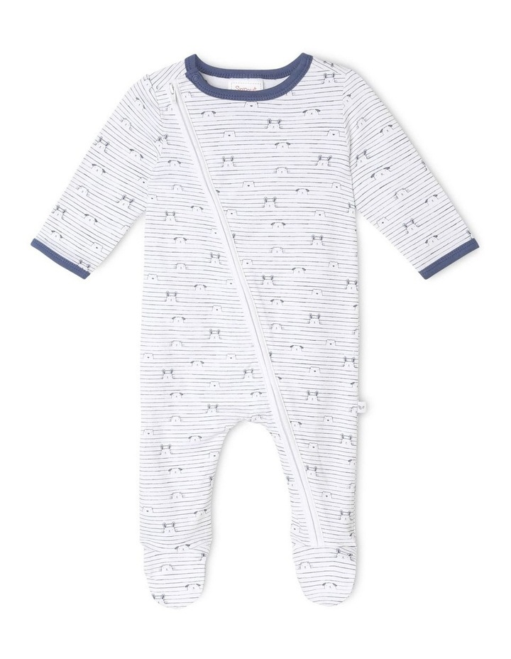 Essential White Coverall image 1