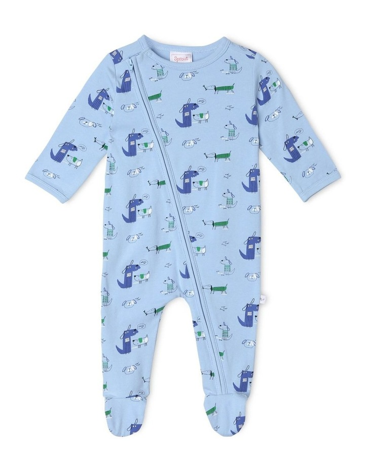 Essential Blue Coverall image 1