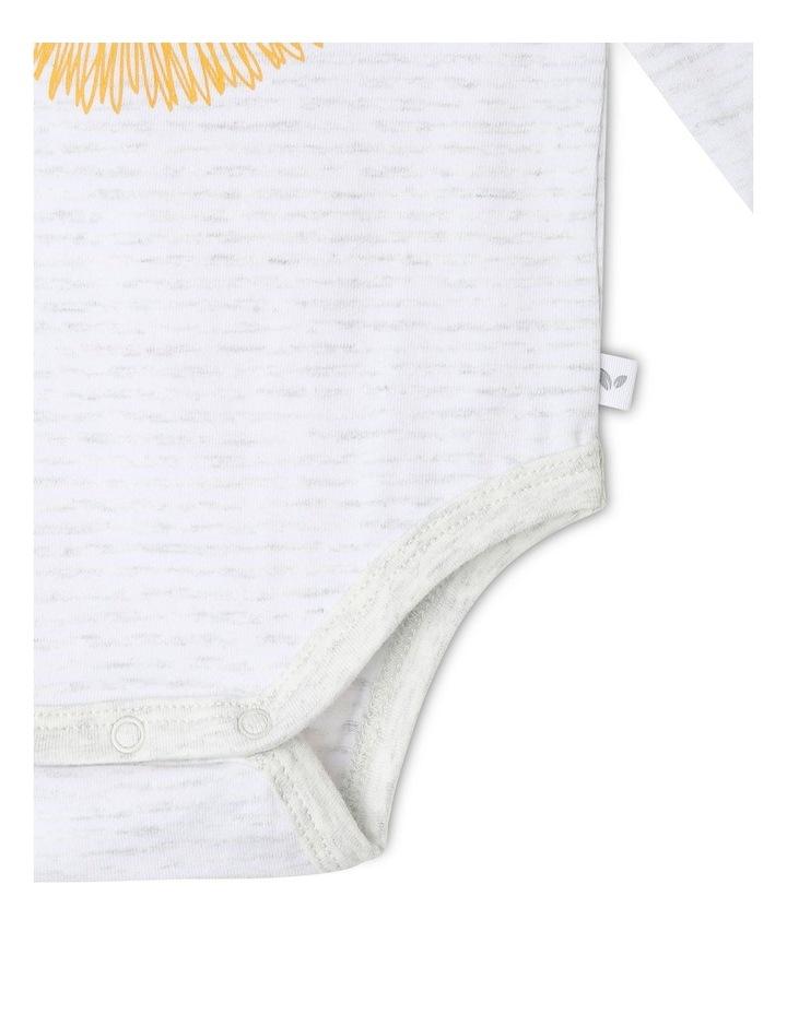 Essential Grey Marle Bodysuit image 4