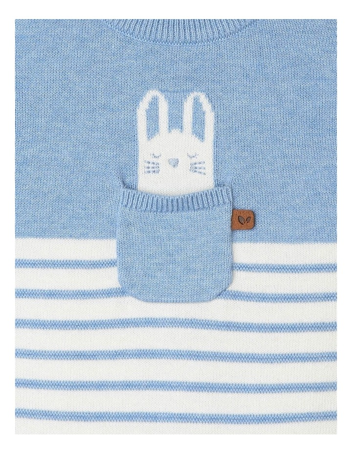 Bunny Pocket Knit Coverall image 3