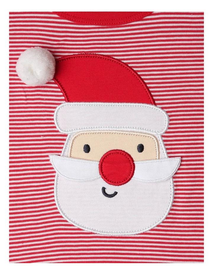 Xmas 3D Santa Bodysuit image 2