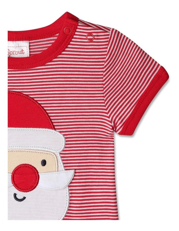 Xmas 3D Santa Bodysuit image 3