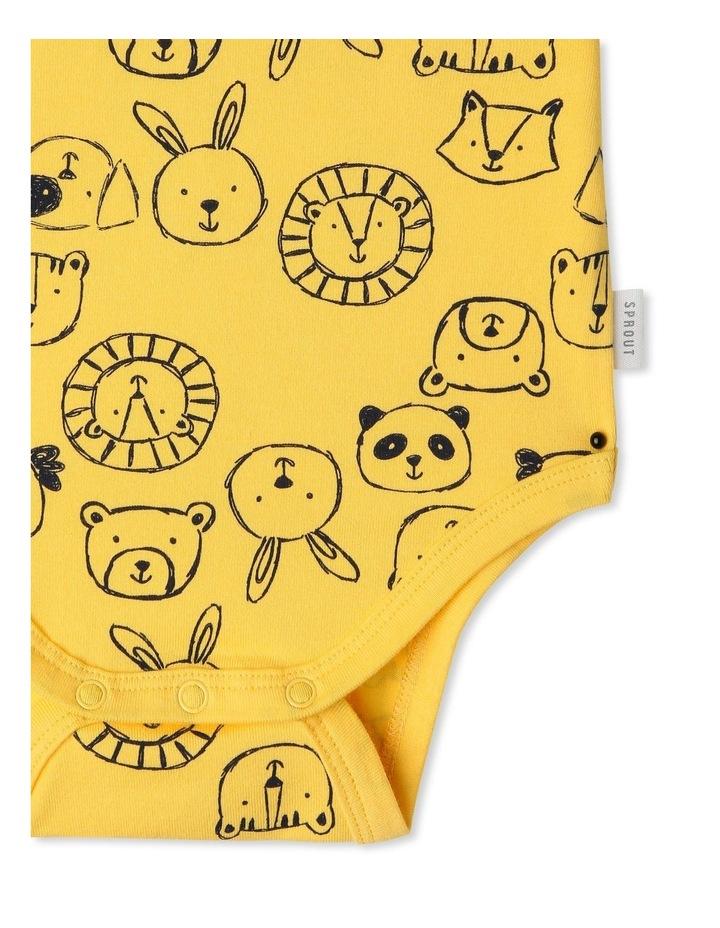 Organic Essential Animatrix Bodysuit image 4