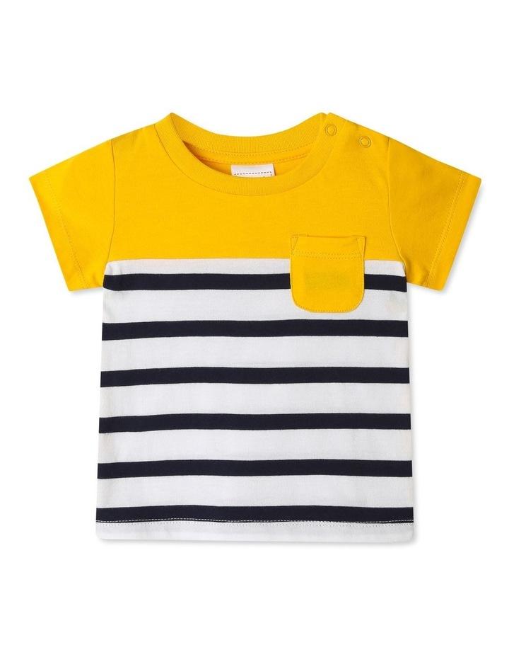 Kody Block Stripe T/Shirt image 1