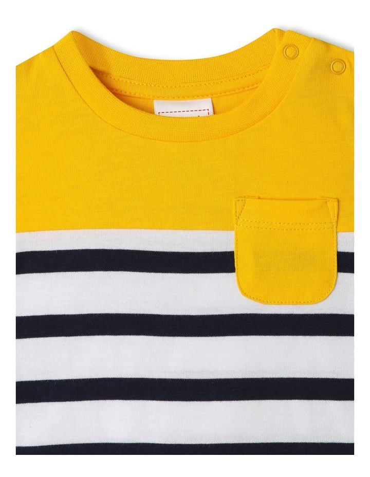 Kody Block Stripe T/Shirt image 2
