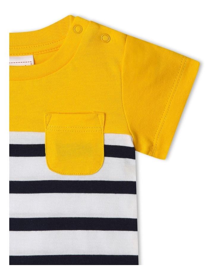 Kody Block Stripe T/Shirt image 3