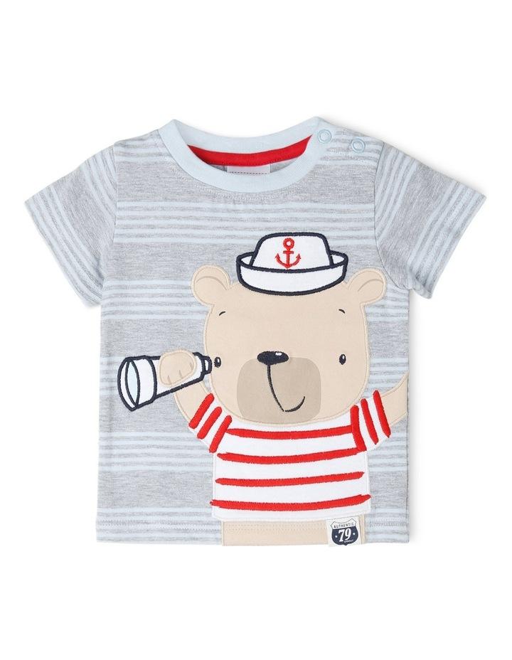 Boys Applique T/Shirt image 1