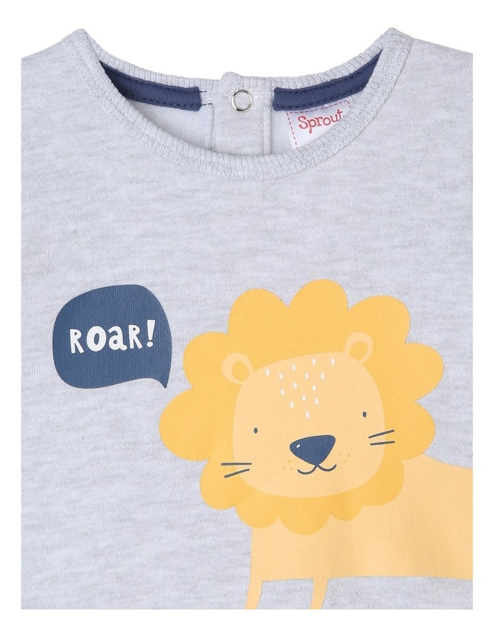 Essential Lion Sweat Top image 2