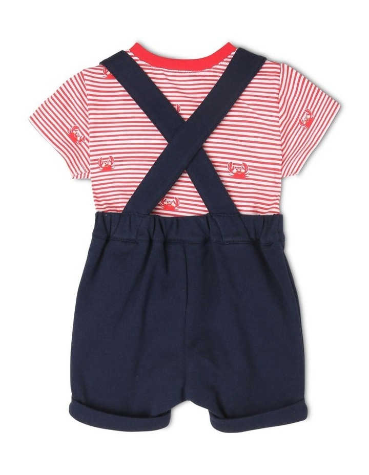 Overall Set with Patch Pockets image 2