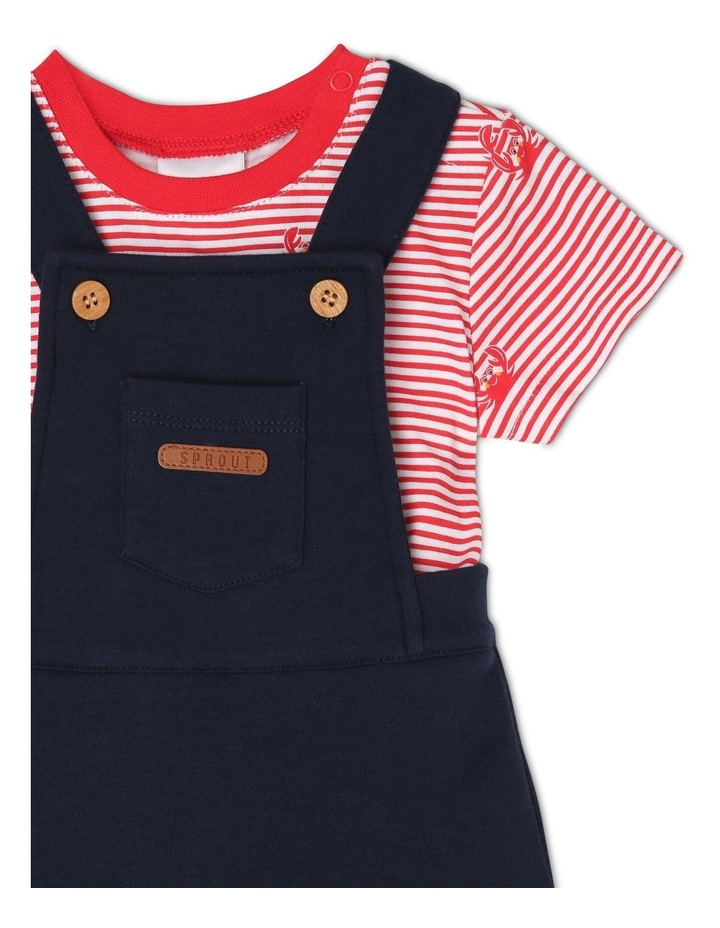 Overall Set with Patch Pockets image 3