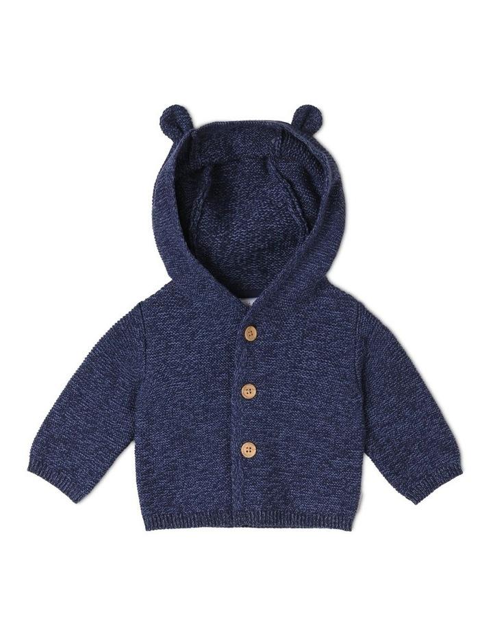 Organic Cotton Knitted Cardigan image 1