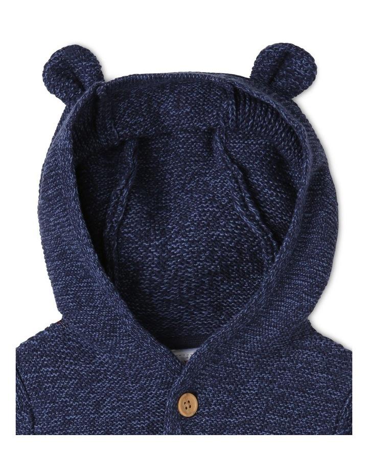 Organic Cotton Knitted Cardigan image 2
