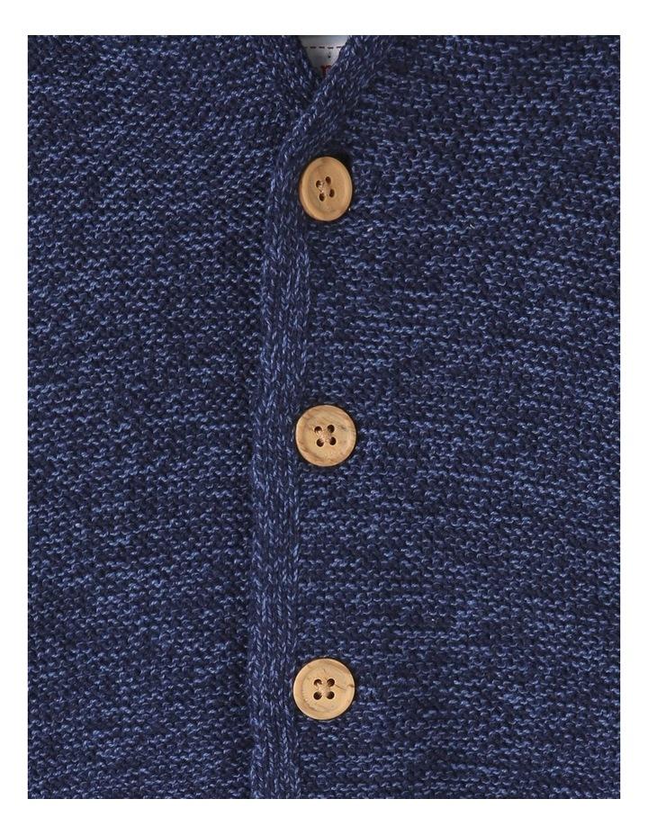 Organic Cotton Knitted Cardigan image 3