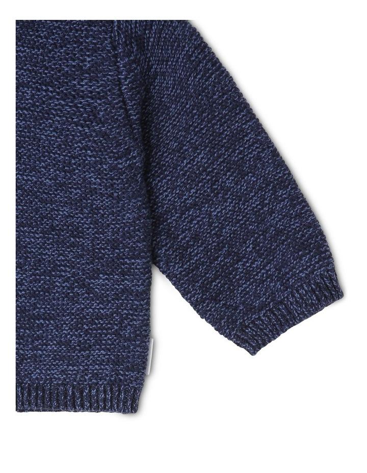Organic Cotton Knitted Cardigan image 4