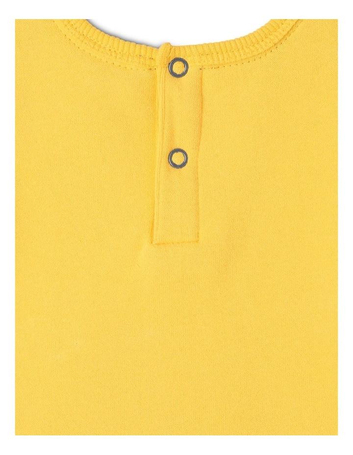 Essential Mustard Sweat Top image 4
