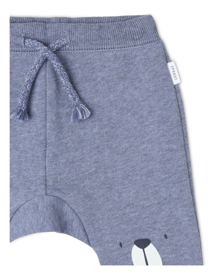 Essential Navy Trackpant image 2