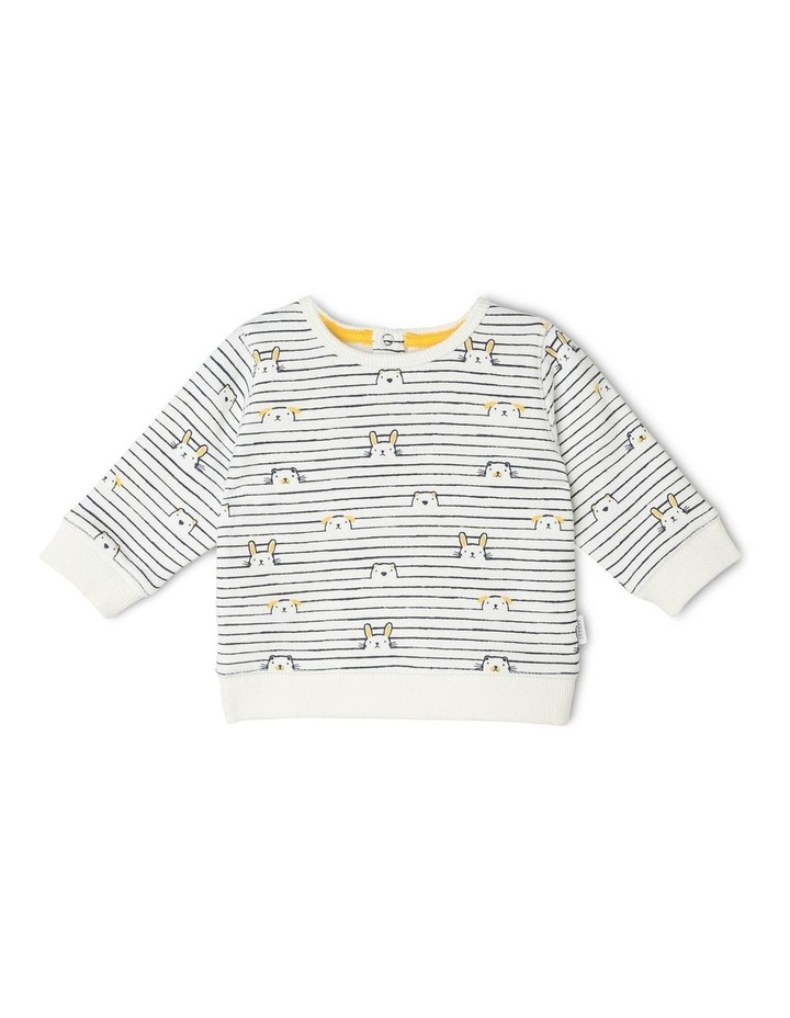 Boys Essential Sweat-Top image 1