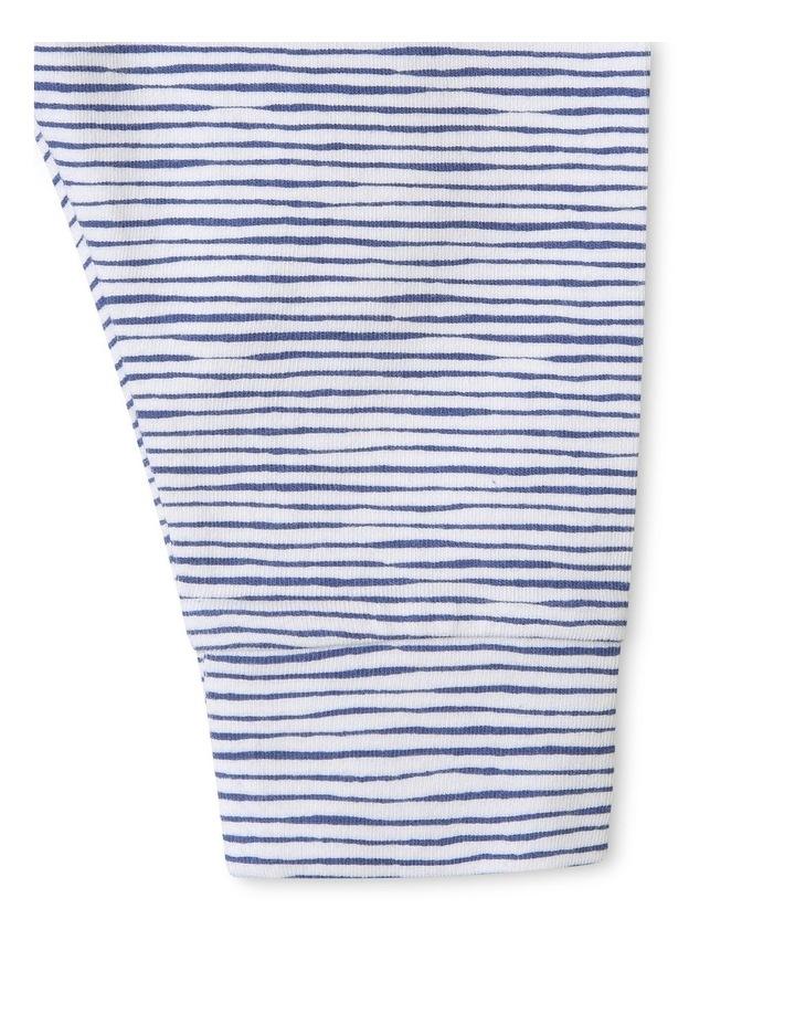 Organic Essential Stripe Leggings image 3