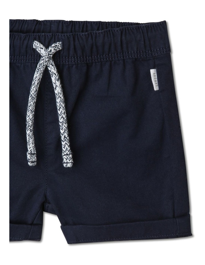 Organic Cotton Essential Shorts image 2