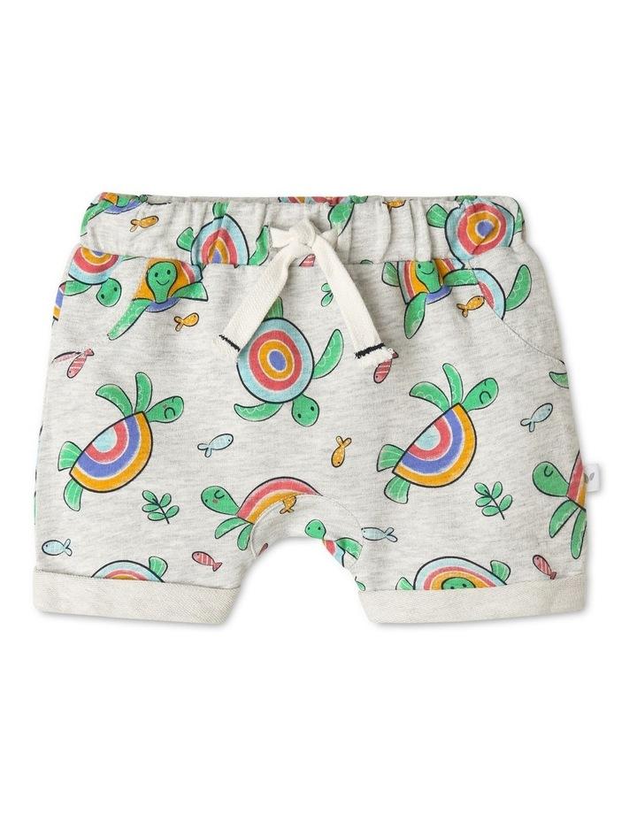 Squirt Print Sweat Shorts image 1