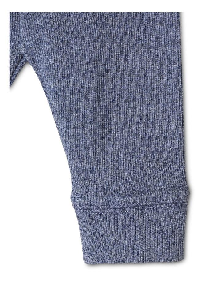 Organic Essential Rib Leggings image 3
