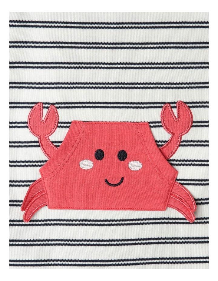 Crab King Romper image 4