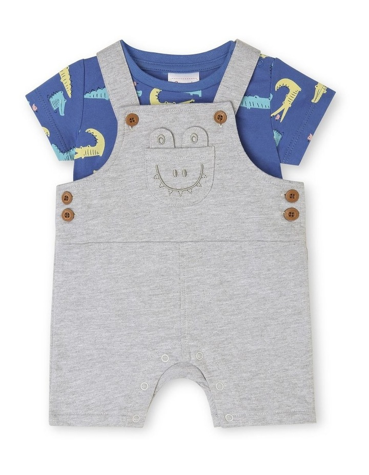 Overall With T-Shirt Set image 1