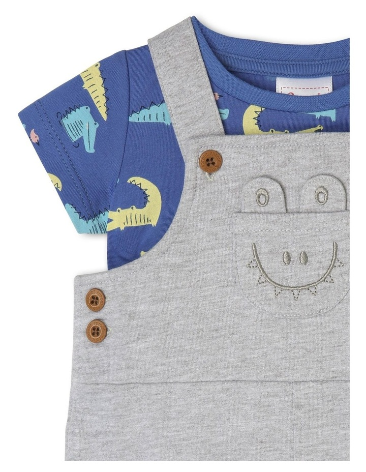Overall With T-Shirt Set image 3