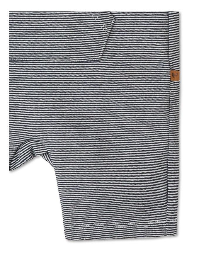 Banana Tee Stripe Knit Overall Set image 5