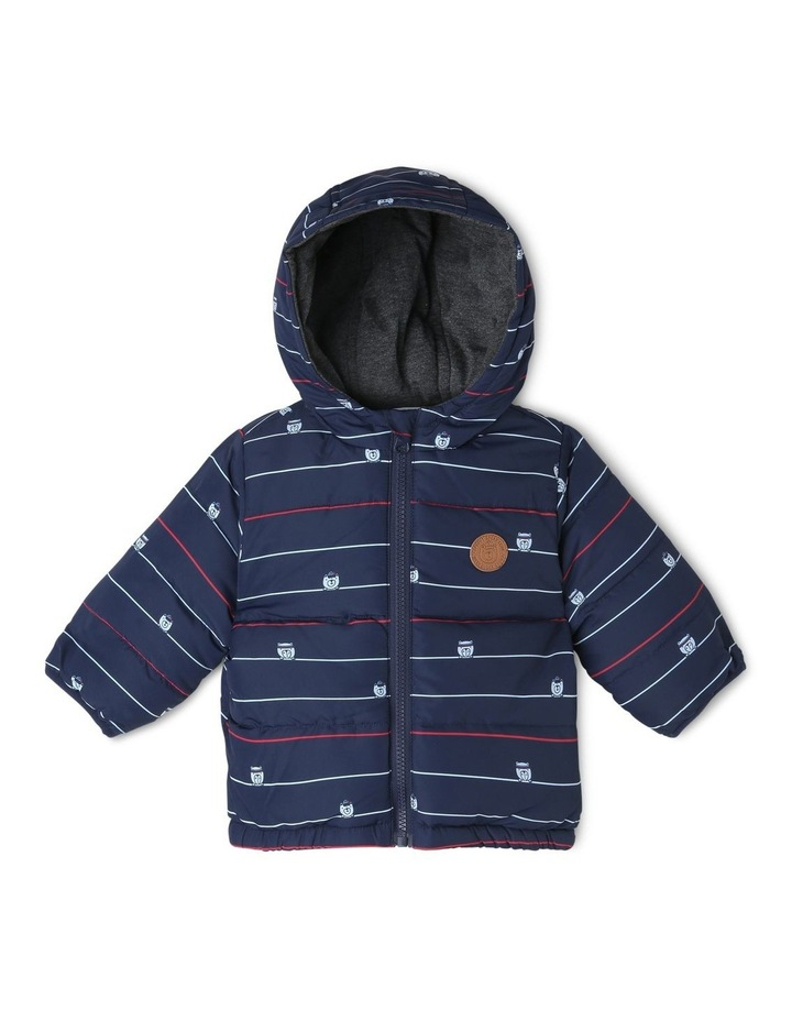 Reversible Puffer Jacket image 1