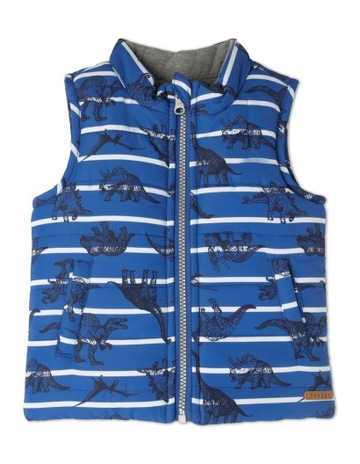 f46293b2d167ee Sprout Reversible Puffer Vest