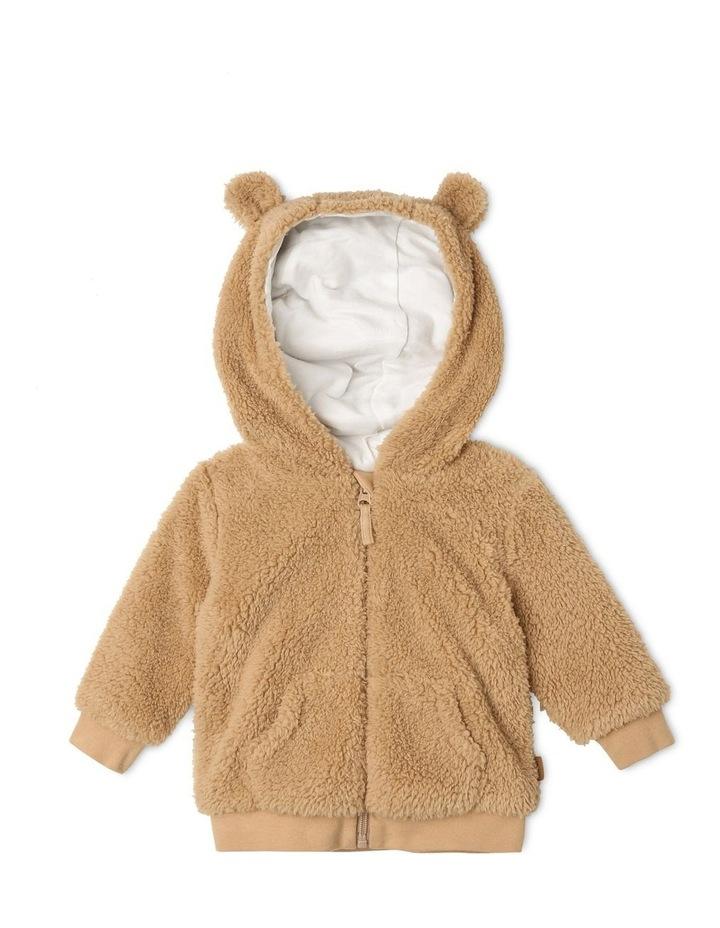 Boys Teddy Fleece Jacket image 1