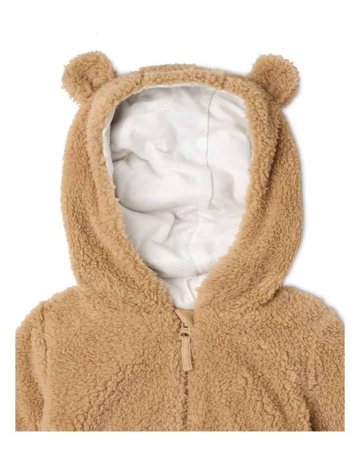 Boys Teddy Fleece Jacket image 2