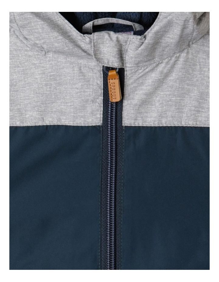 Spencer Spliced Jacket image 4