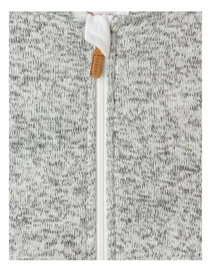 Franco Knit Hooded Vest image 4