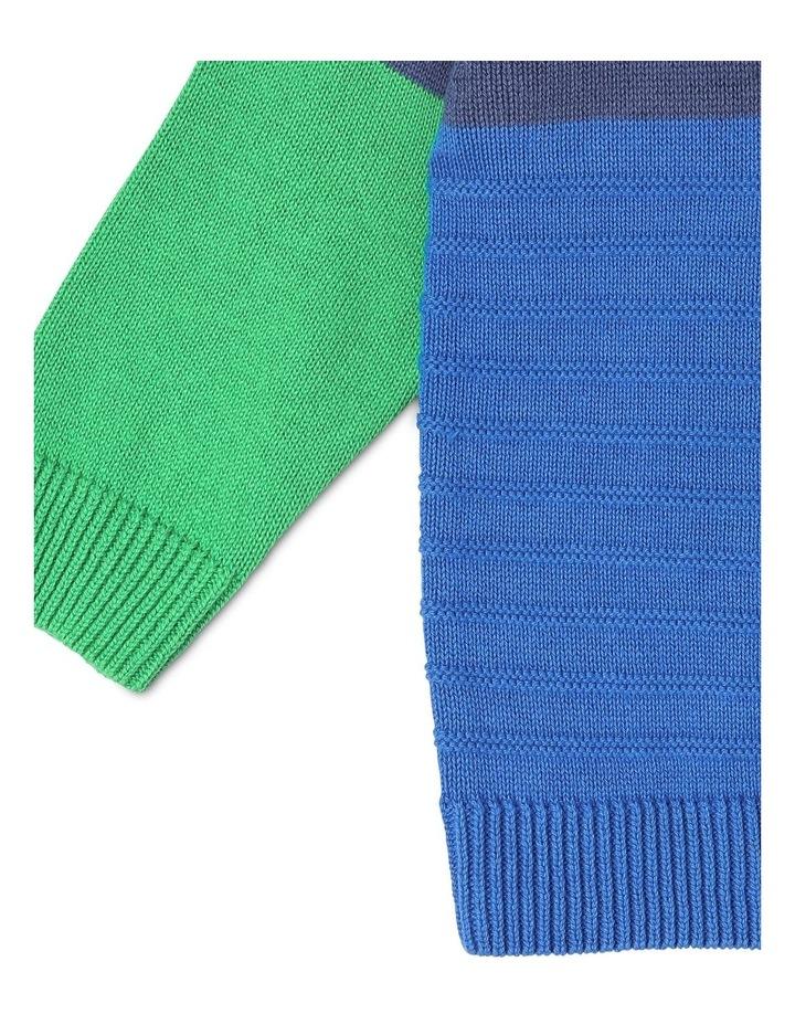 Spliced Knitwear image 3
