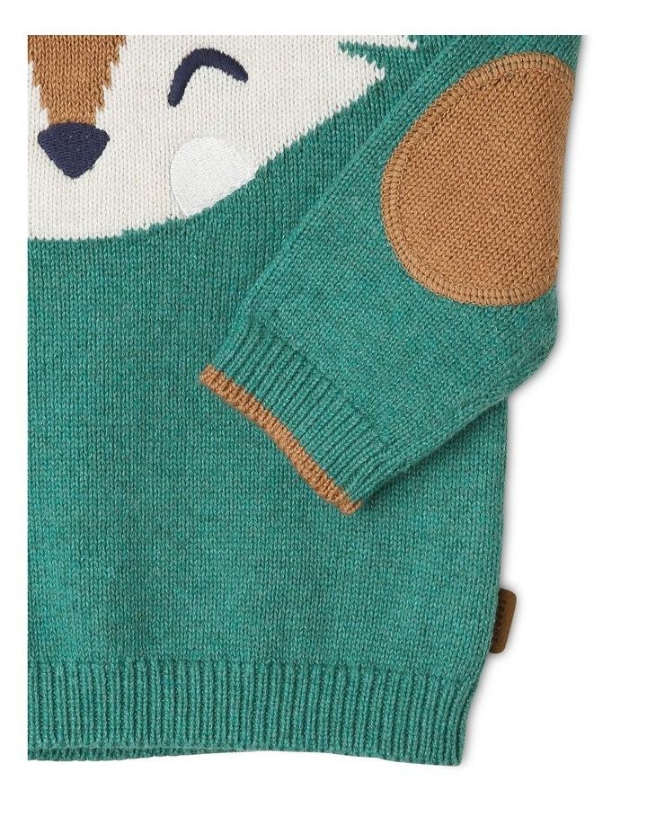 Novelty Knit Top image 4