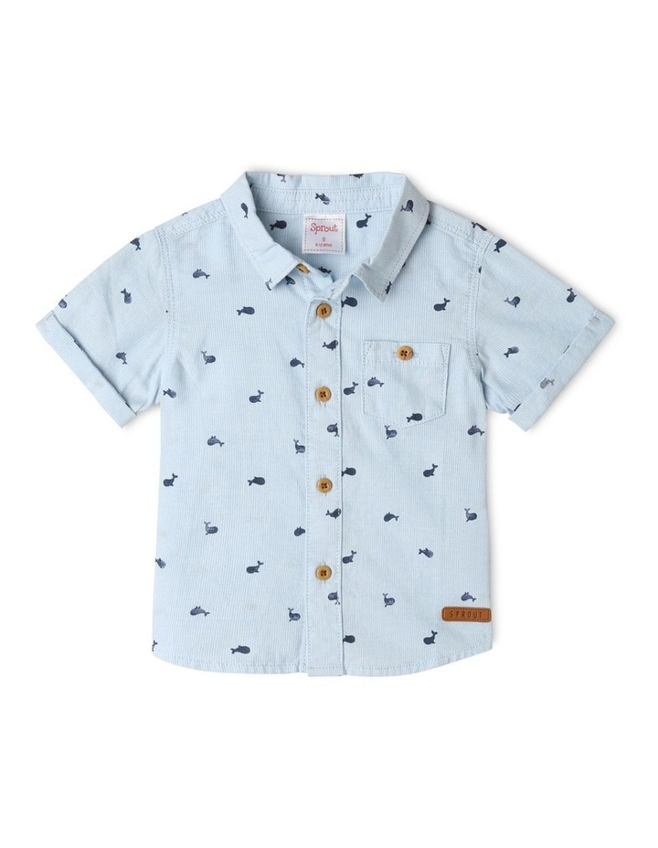 Ditzy Whale Shirt image 1