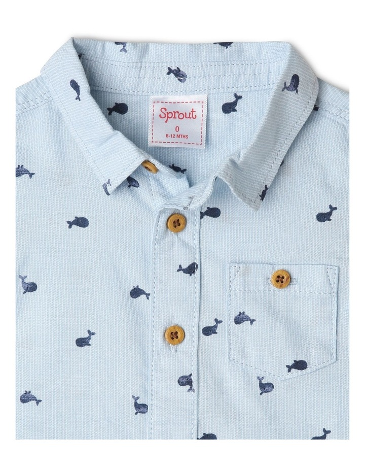 Ditzy Whale Shirt image 2