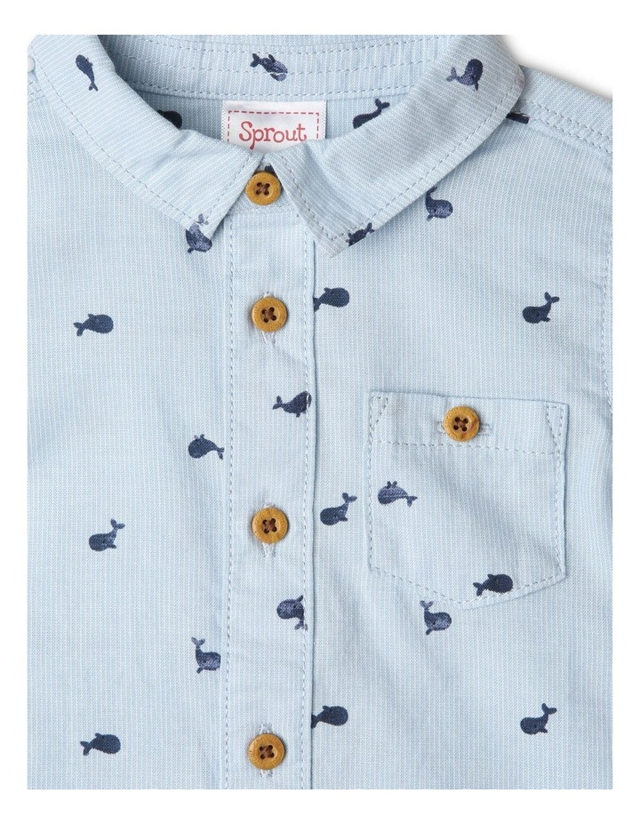 Ditzy Whale Shirt image 3