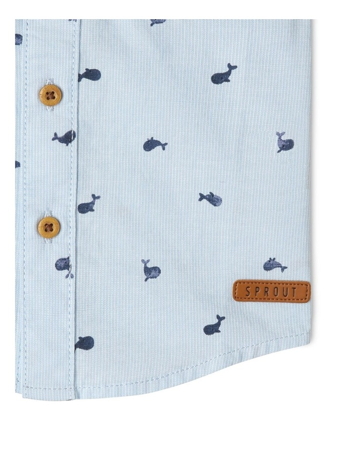 Ditzy Whale Shirt image 5