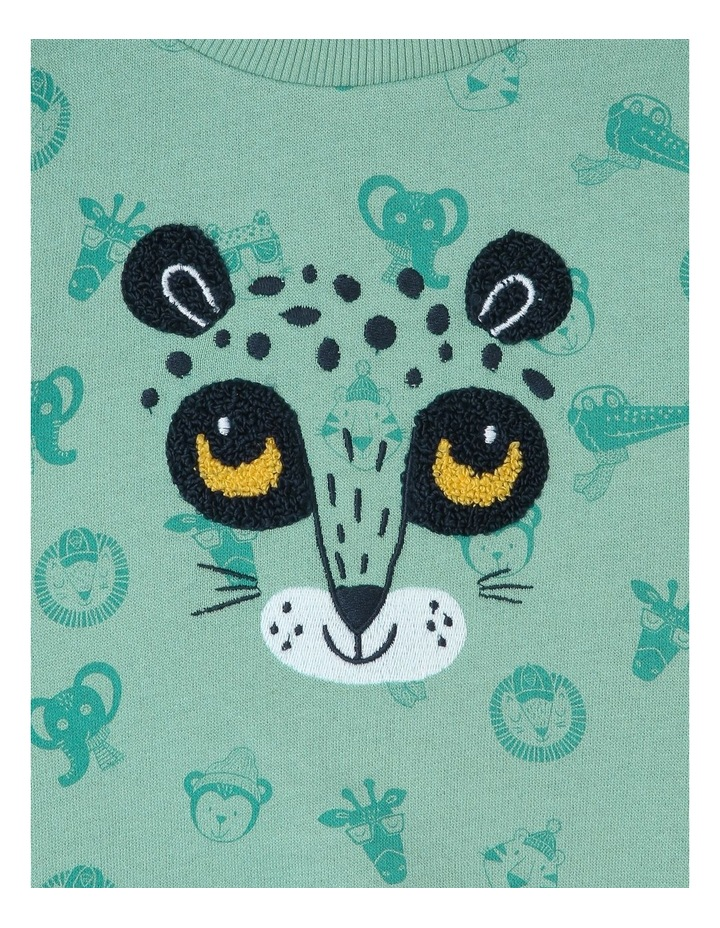 Cheetah Crew Sweat image 2
