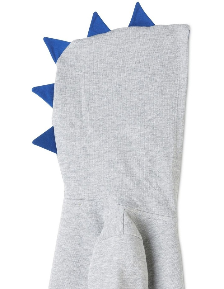 Hooded Fleece Sweat Top image 3