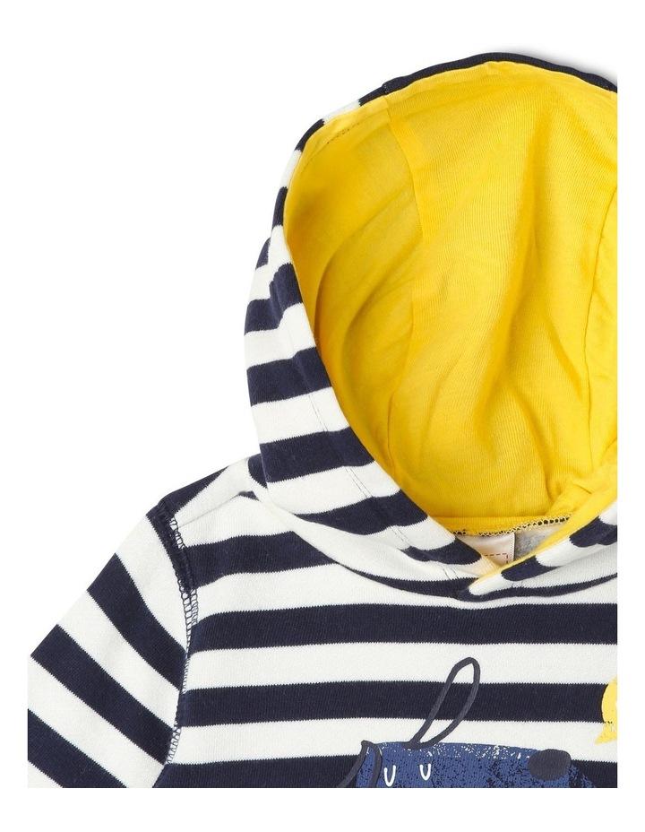 Essential Navy Hoodie image 3