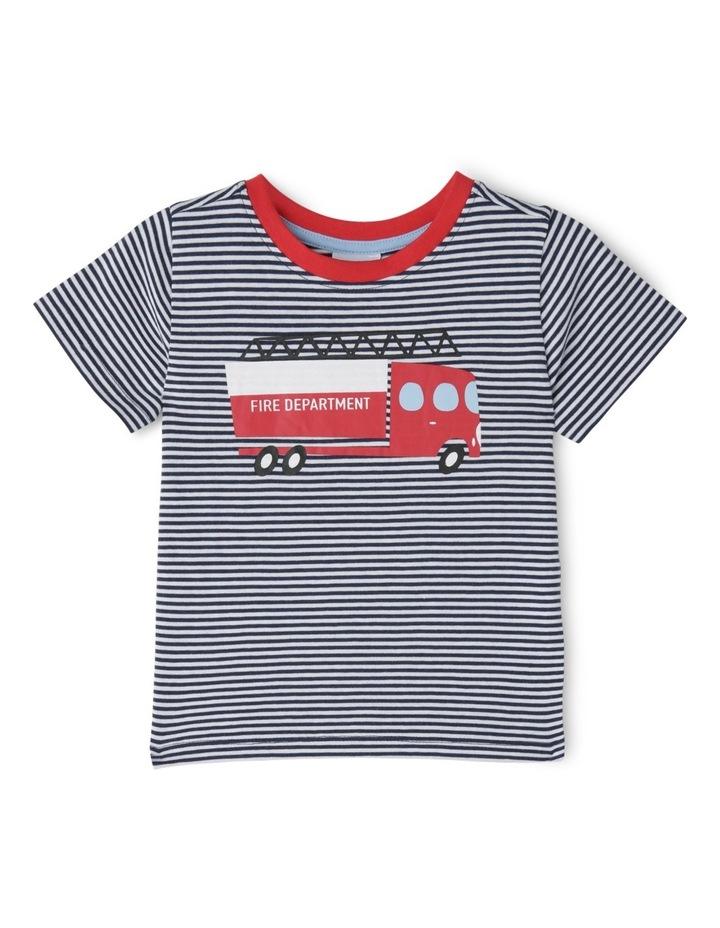 Boys Essential T/Shirt TBS19000-CW4 image 1