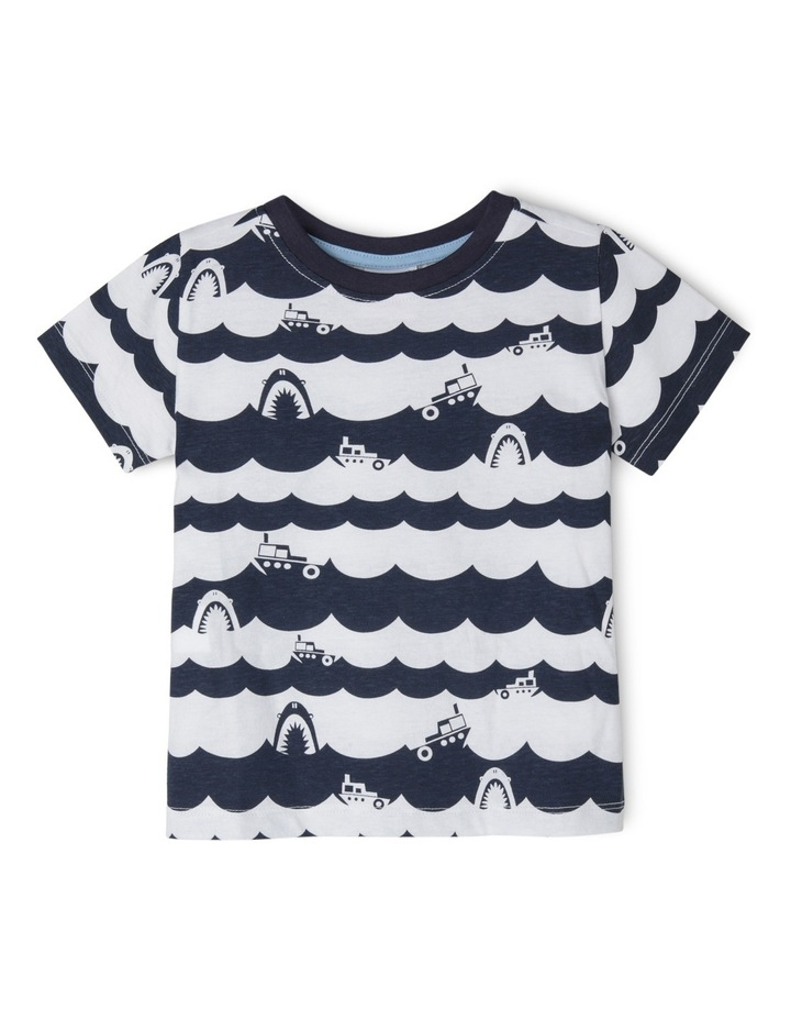 Boys Essential T/Shirt TBS19000-CW9 image 1