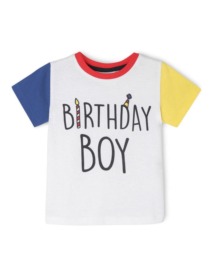 Boys Essential T/Shirt TBS19000-CW10 image 1