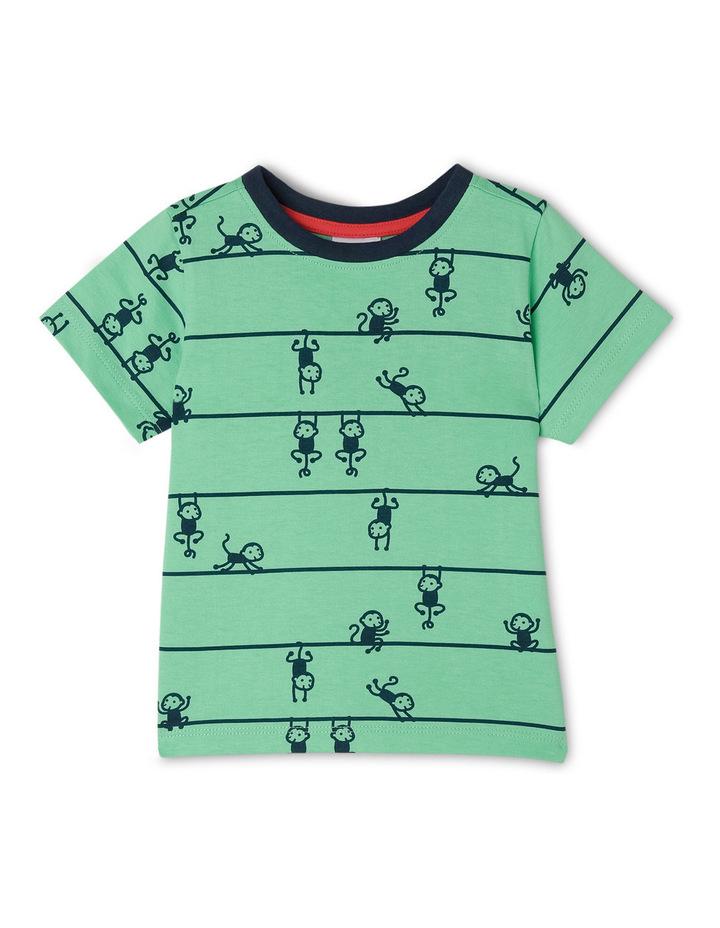 Boys Essential T/Shirt TBS19000-CW12. image 1